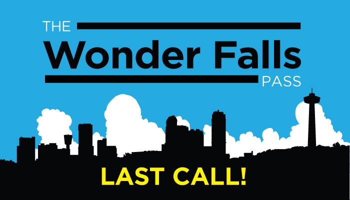 The WonderFalls Pass - Last Call!