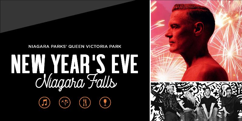 Niagara Parks' Queen Victoria Park, New Year's Eve, Niagara Falls
