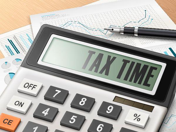 Tax time calculator