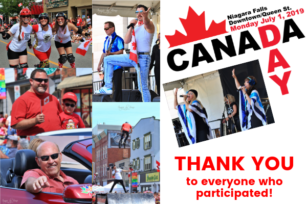 Canada Day July 2019 - Thank you to everyone who participated