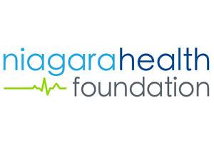 Logo: Niagara Health Foundation