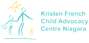 kristen french child advocacy centre logo