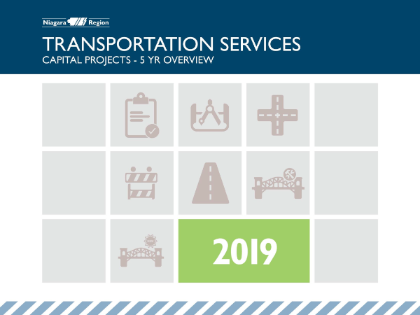 Report Cover: Transportation Services 2019