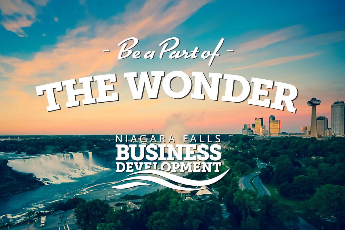 Niagara Falls Business Development Logo