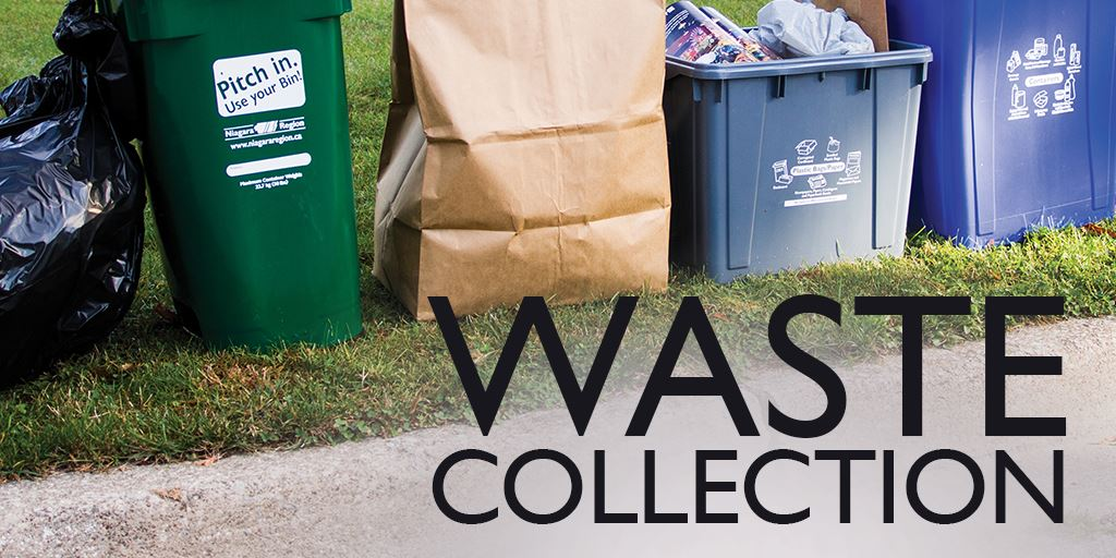 Niagara Region Waste Collection logo