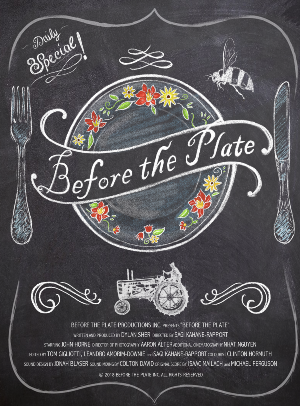 Before the Plate movie poster
