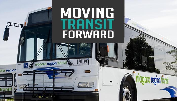 Regional Transit Bus - Moving Transit Forward