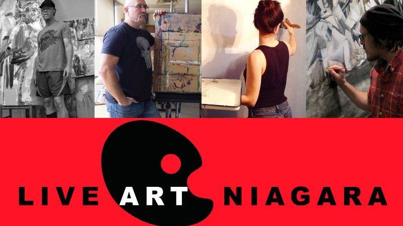 Live Art Niagara