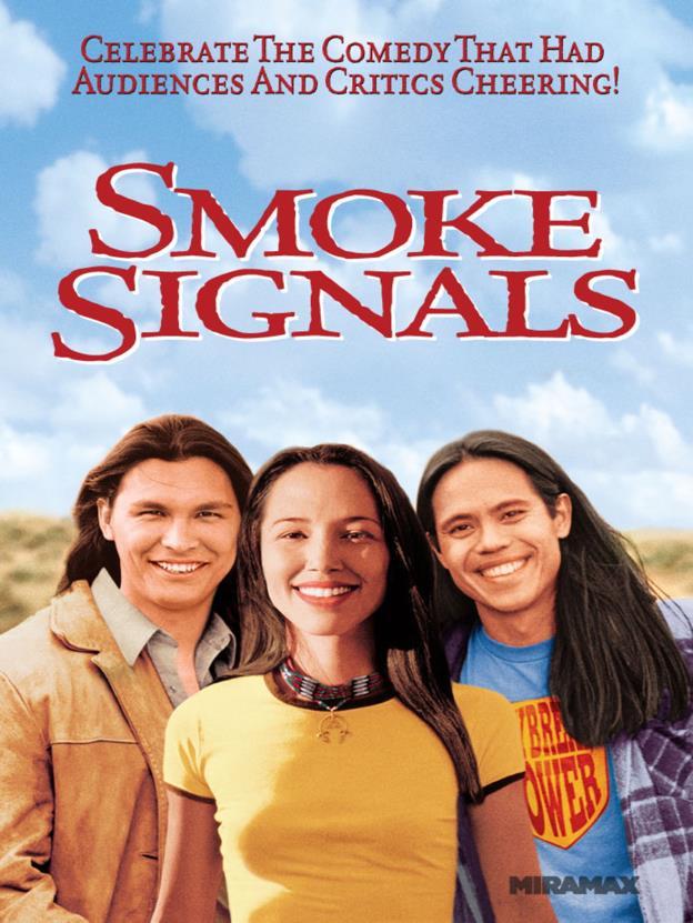 Smoke signal Poster