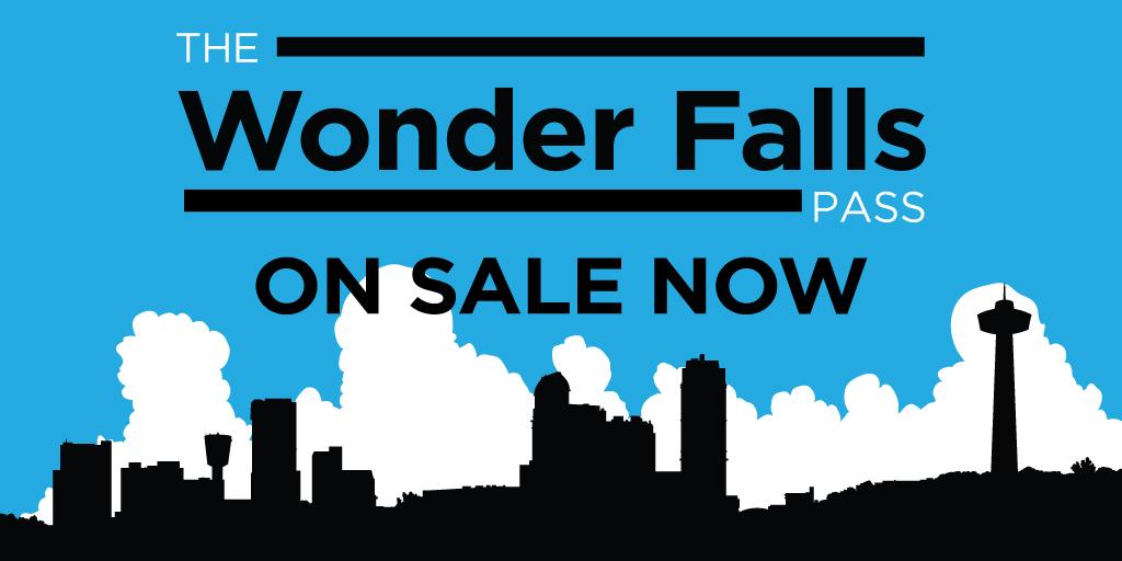 The WonderFalls Pass - On Sale Now