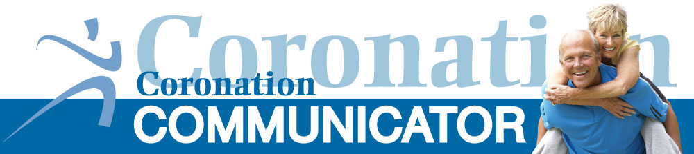 Coronation Communicator title