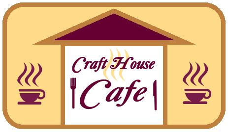 Craft House Cafe Menu