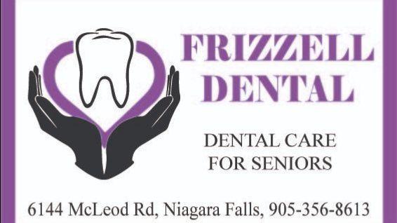 Frizzell Dental: Dental care for seniors 6144 McLeod Road, Niagara Falls, 905-356-8613