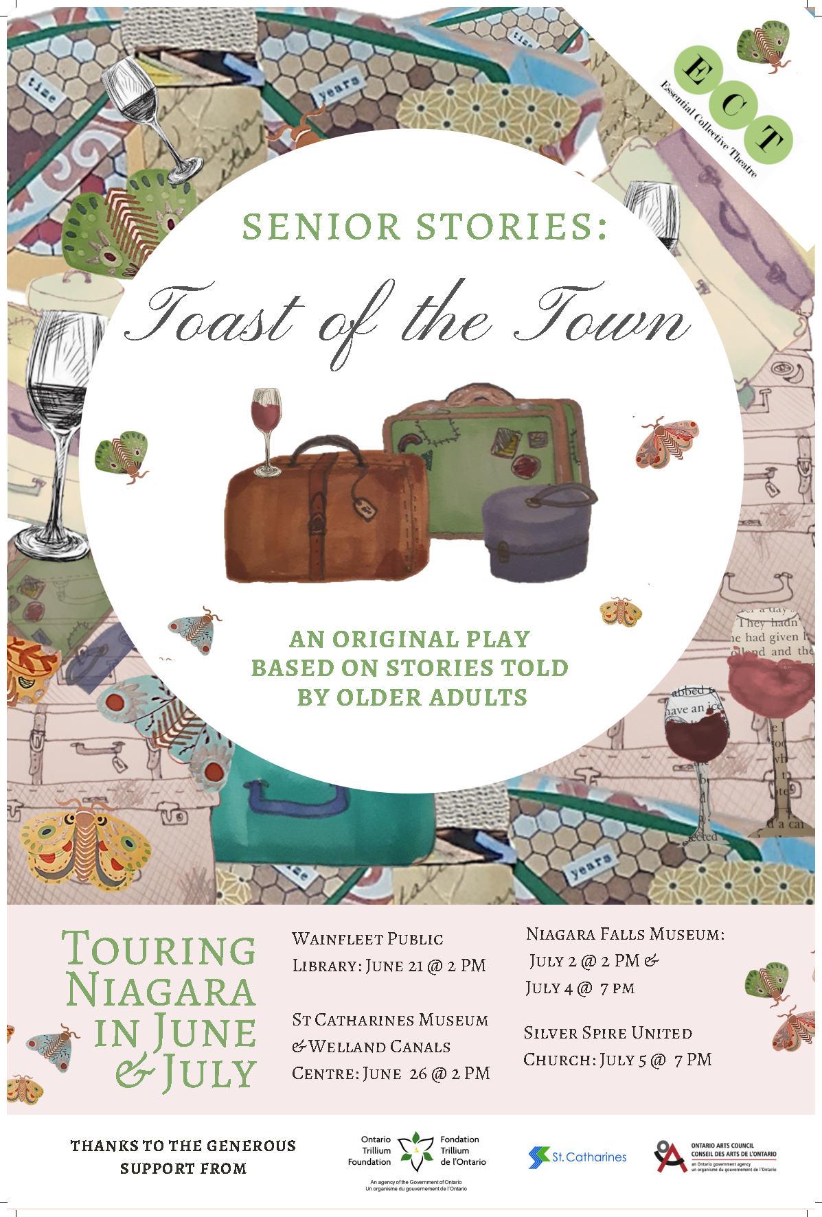 Senior Stories Poster