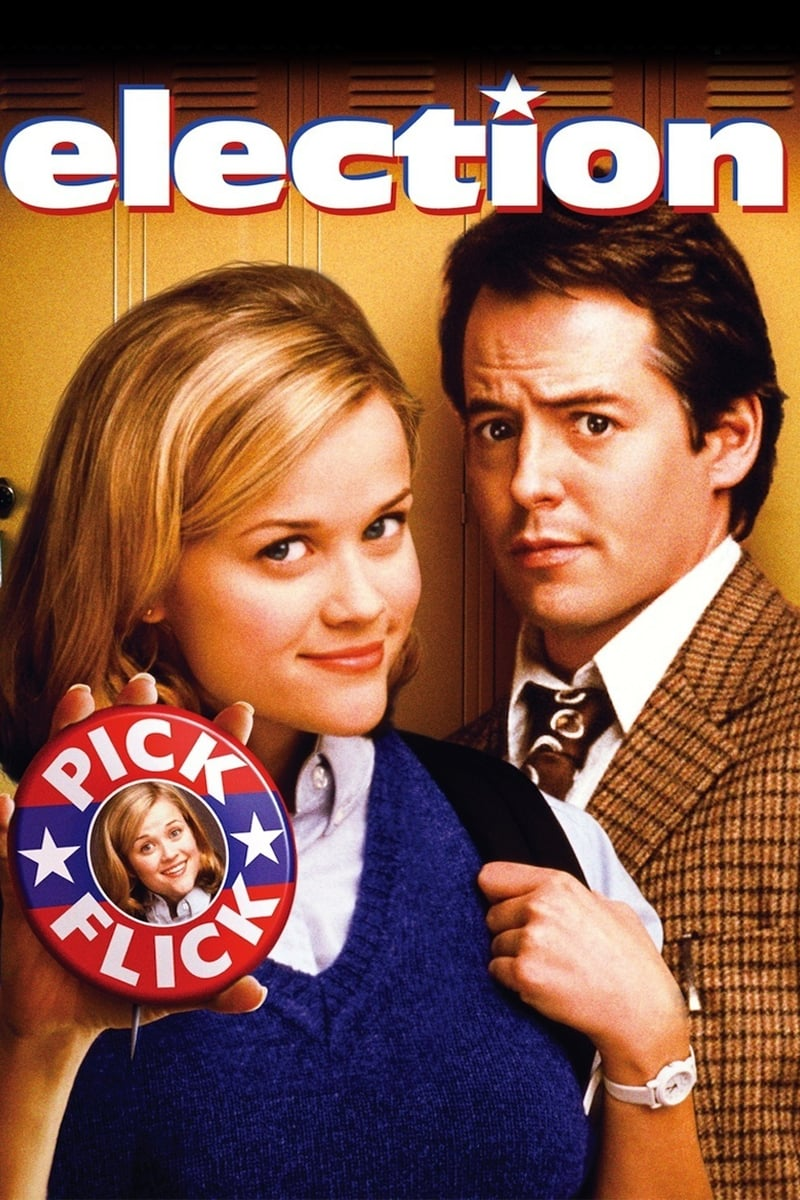 Election movie poster