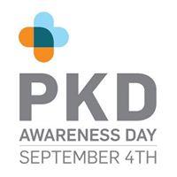 Polycystic Kidney Disease Awareness Day September 4, 2019