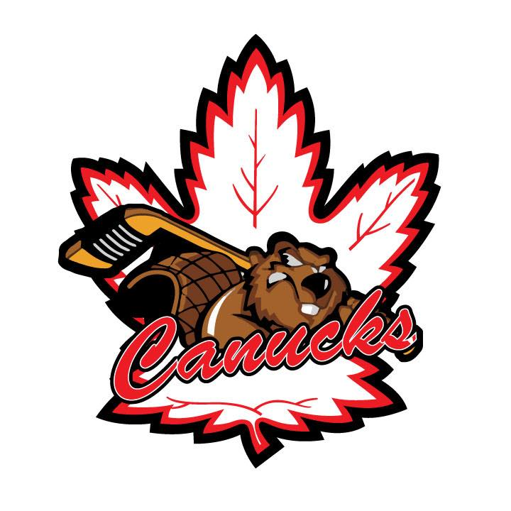 Logo: Niagara Falls Canucks Jr. B Hockey Team