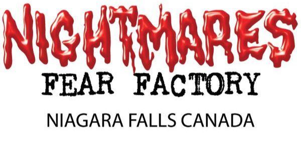 Nightmares Fear Factory logo