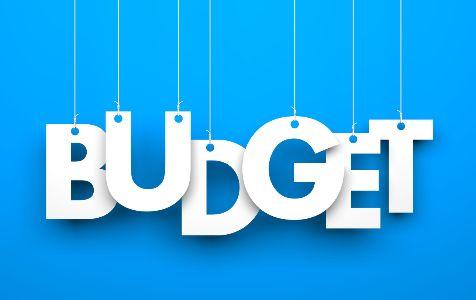 """Budget"""