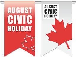 Civic Holiday