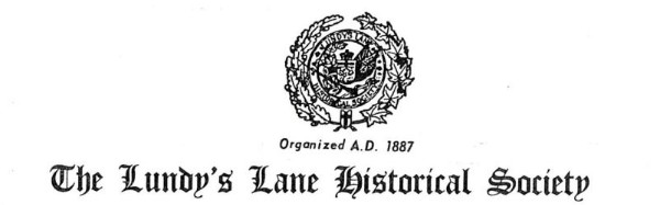 The Lundy's Lane Historical Society logo