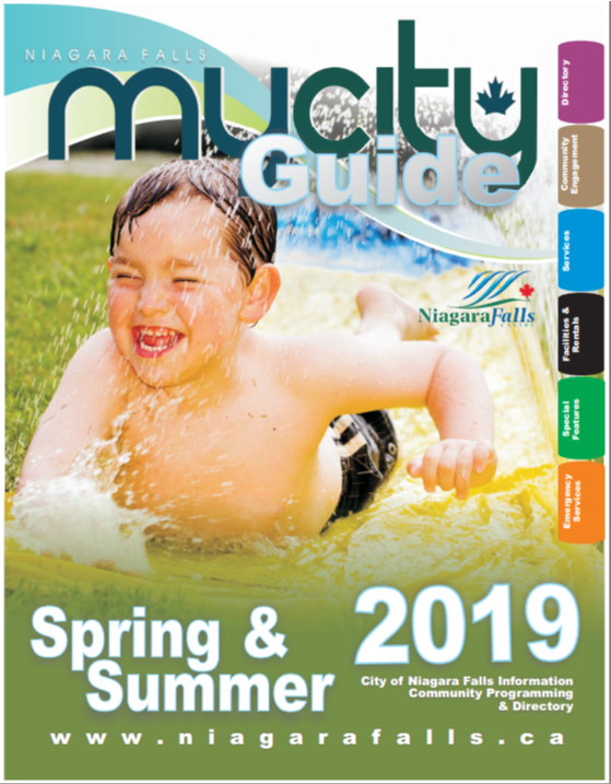 Spring & Summer 2019 Guide (cover)