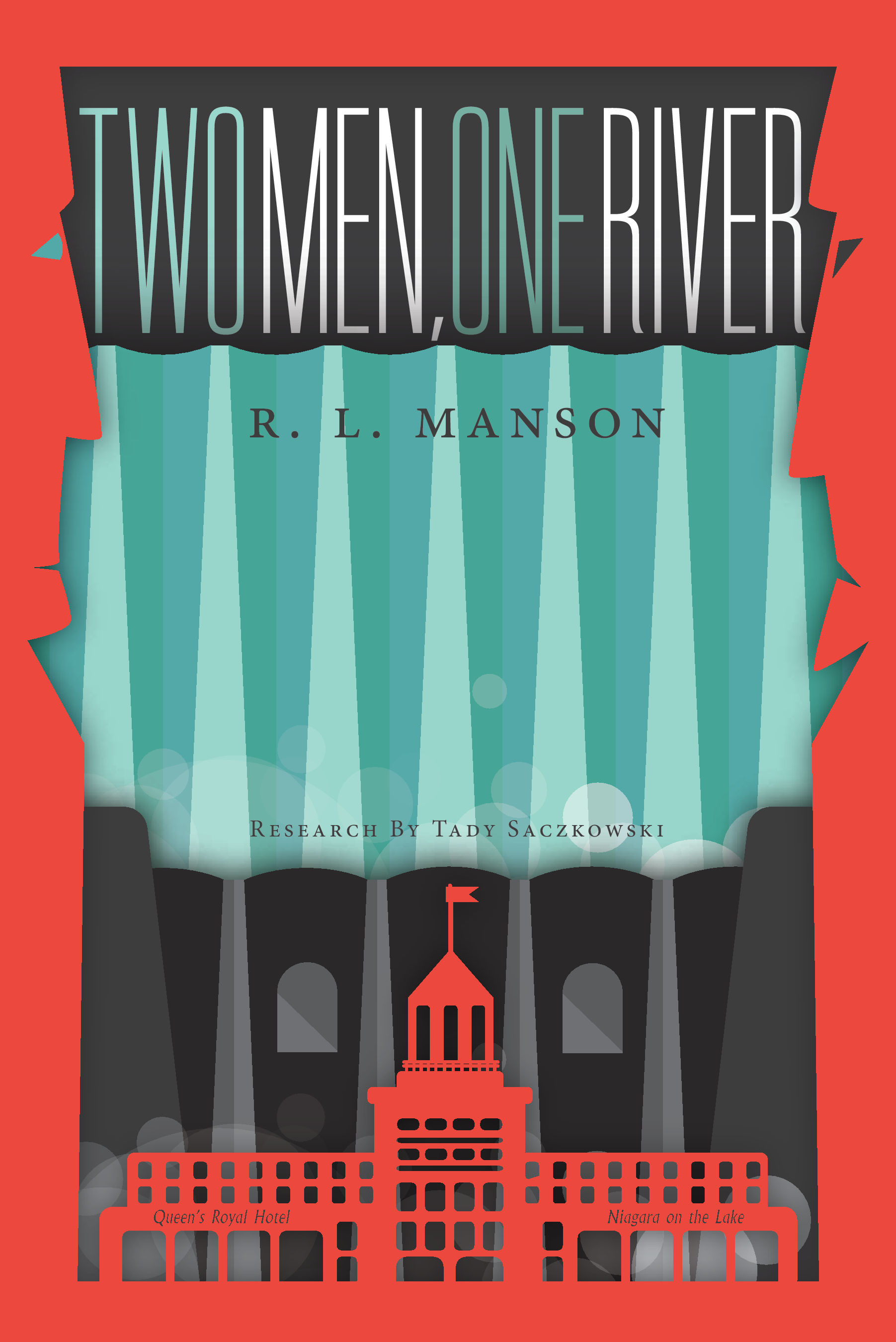 Two Men One River Book cover