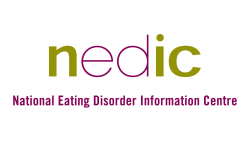 Logo-nedic (National Eating Disorder Information Centre)