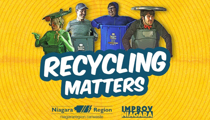 REcycling Matters video promo card