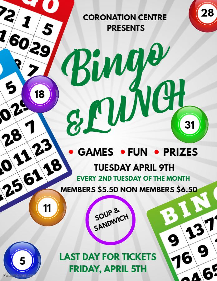 Bingo April