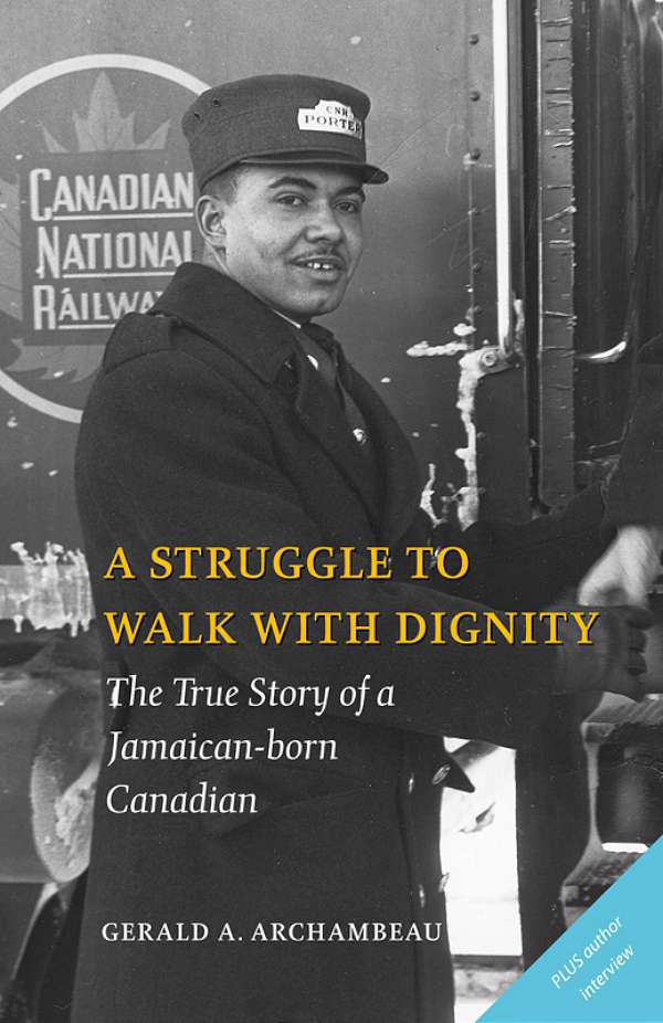 'A struggle to walk with dignity' book cover