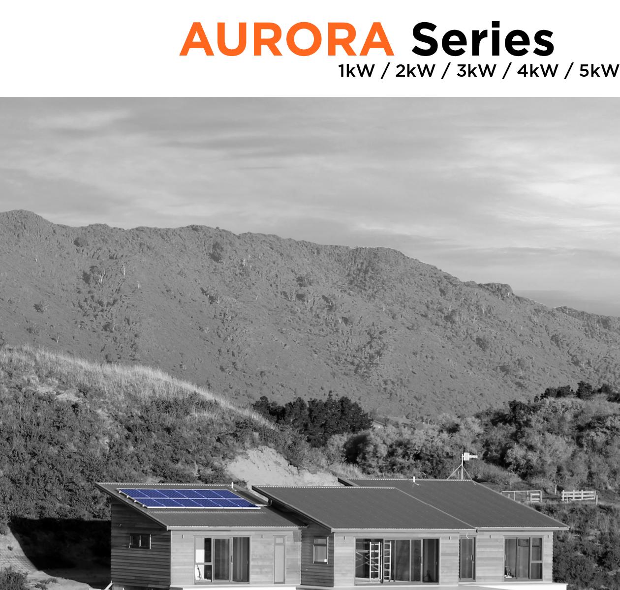 Symtech Solar - Aurora Series Cover - Hybrid