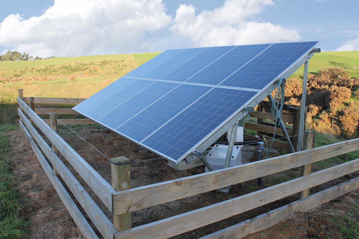 Symtech Solar -  New Zealand - Poseidon Series 2.5kW - Solar Water Pump