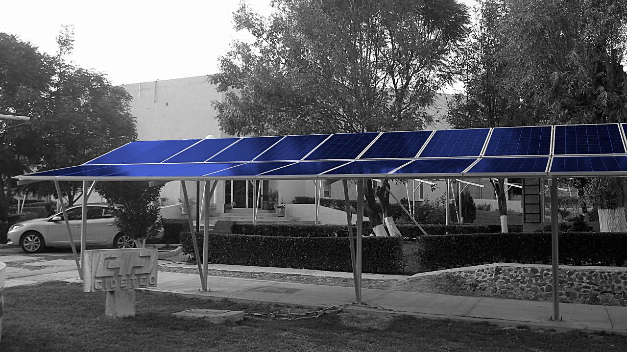 Symtech Solar -  Mexico 125kW