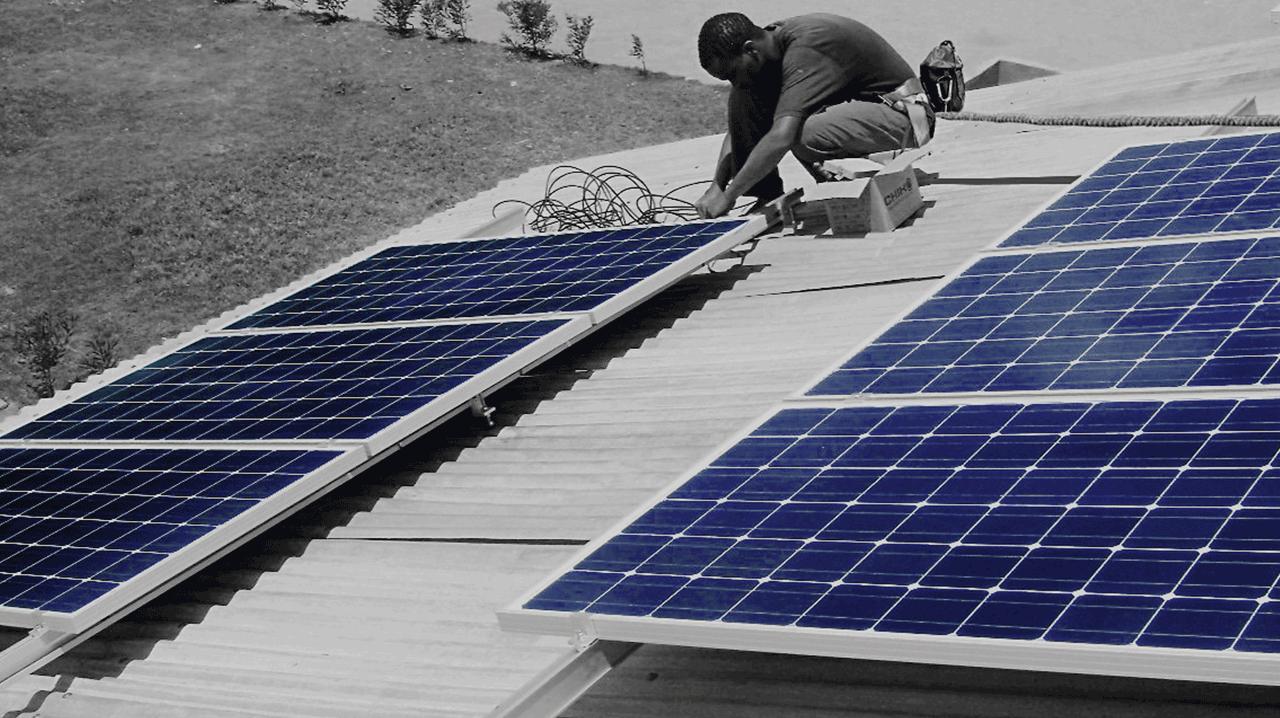 Symtech Solar - Tanzania 2kW - Helios Off-Grid