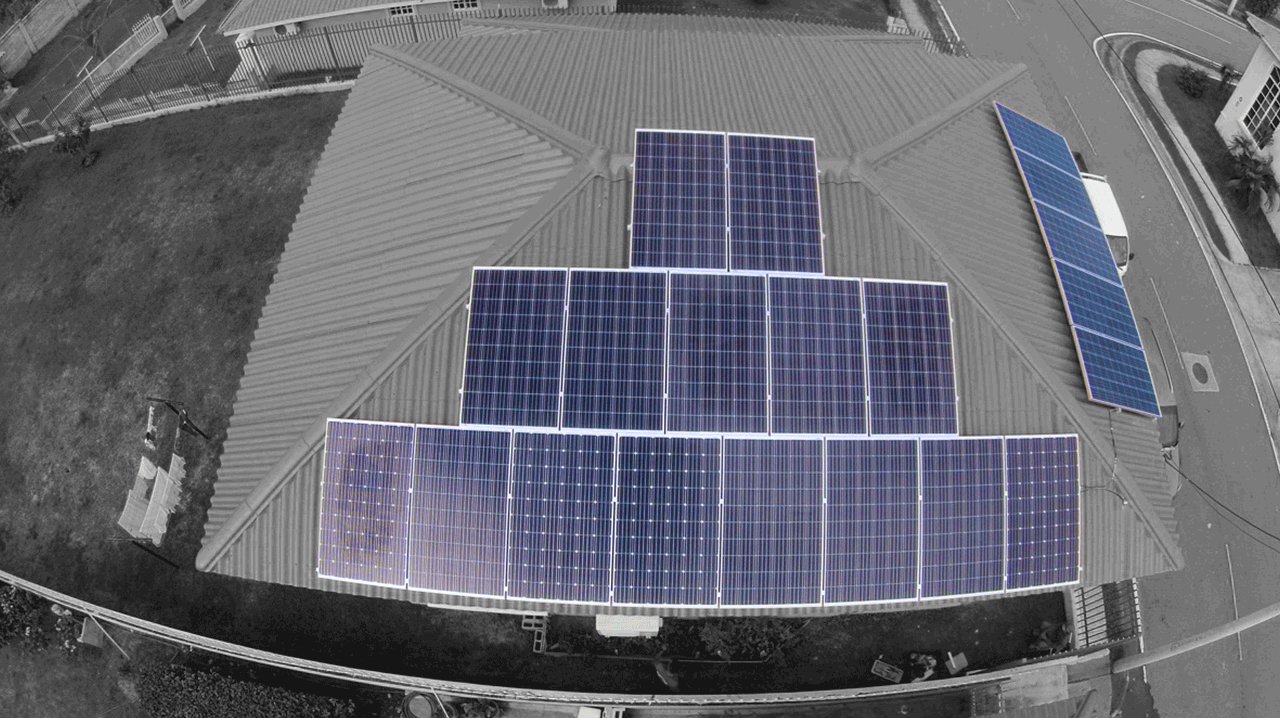 Symtech Solar -  Apollo 5kW - Panama - On-Grid Residential