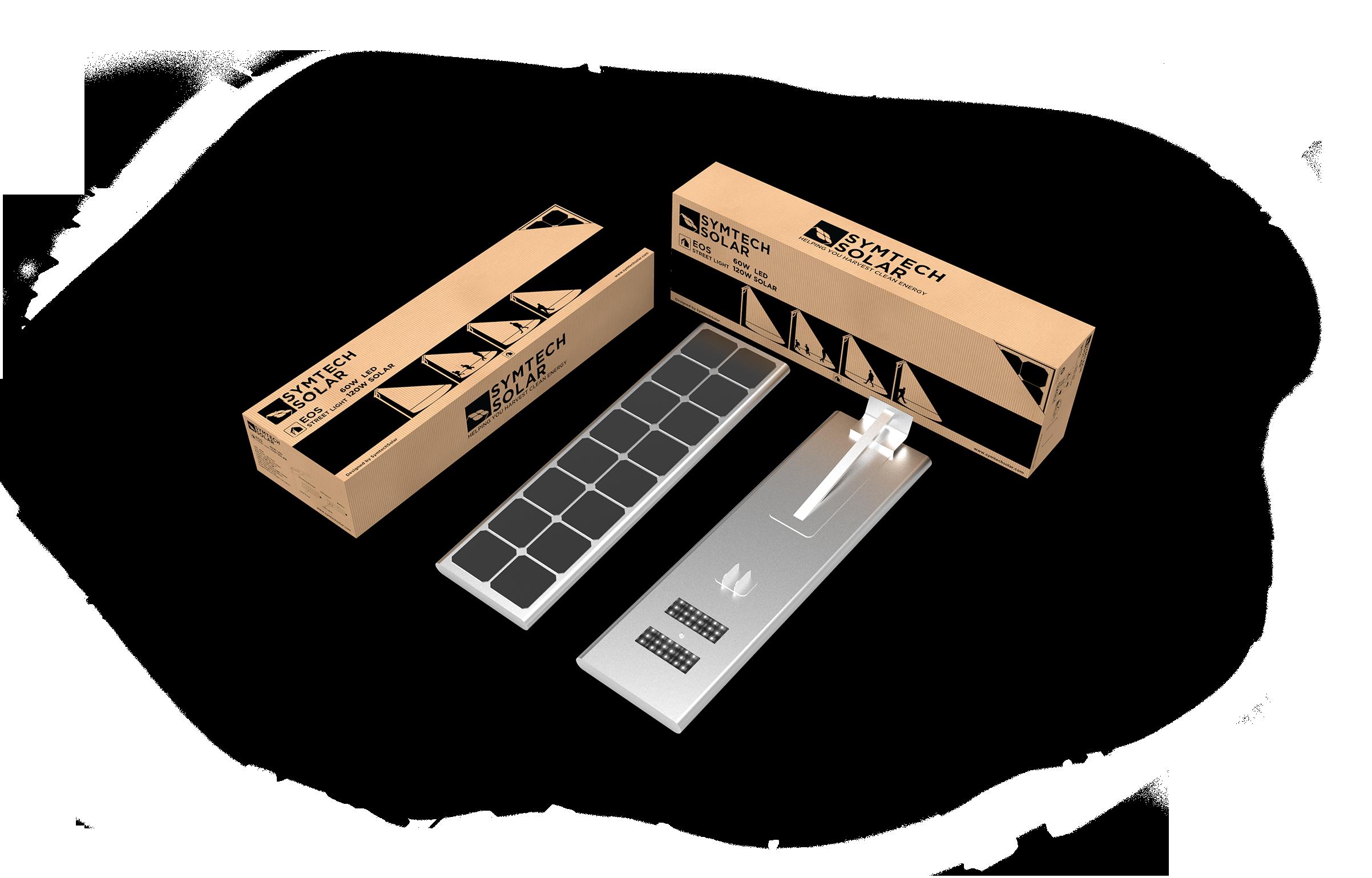 Symtech Solar - Eos Series - Solar Street Light