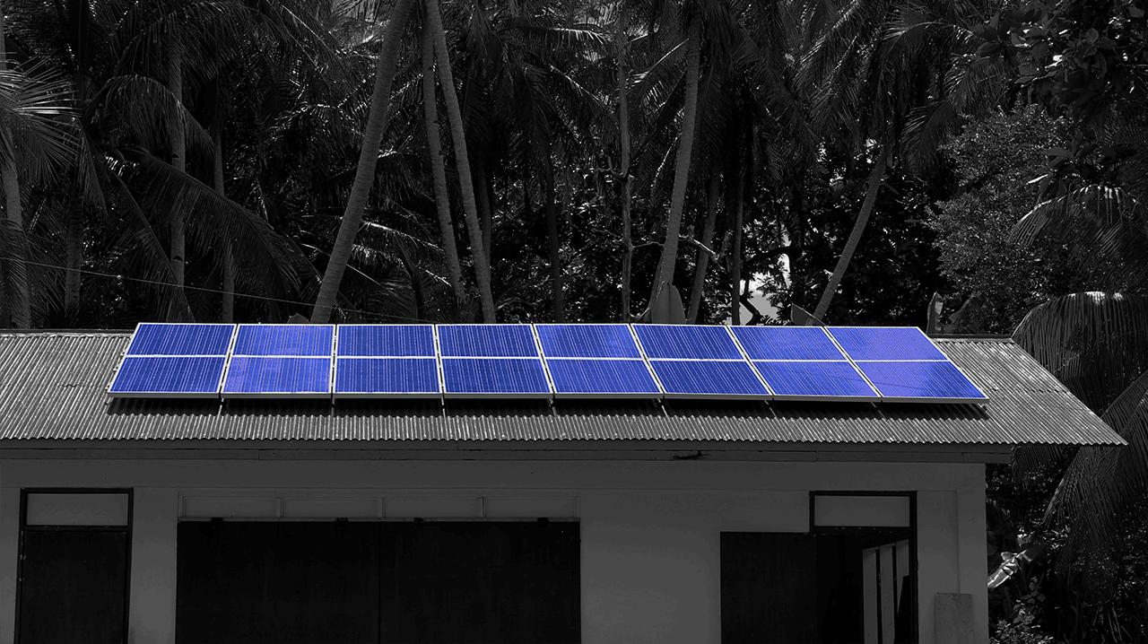 Symtech Solar -  Micronesia 4kW - Helios Off-Grid