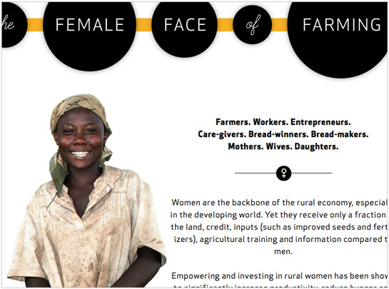 Farming Infographic