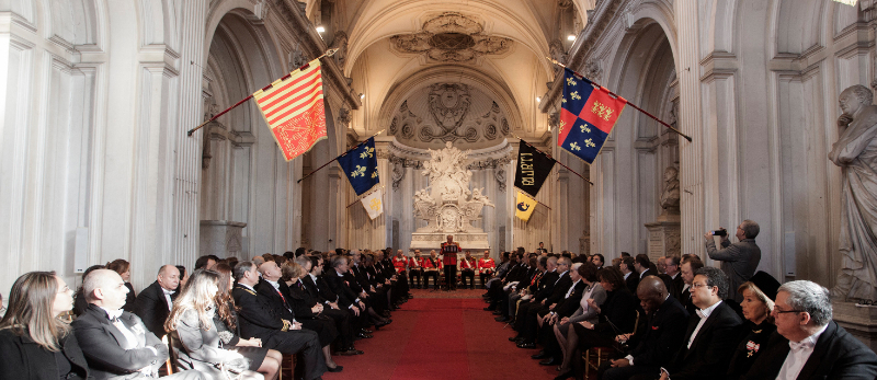 Diplomatic Corps