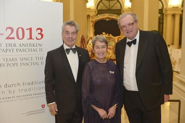 Vienna fundraiser