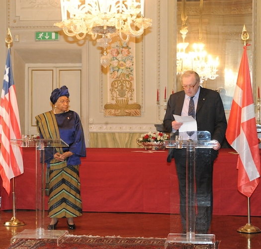 President of Liberia