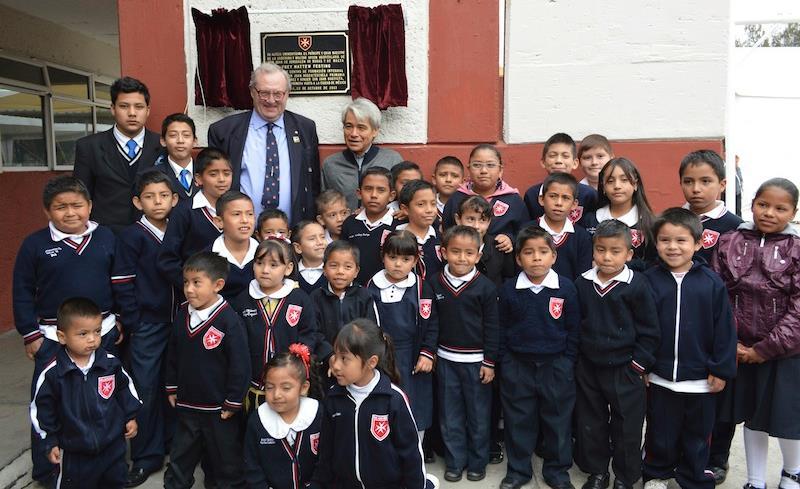 Grand Master in Mexico