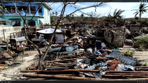 Video: Typhoon Haiyan