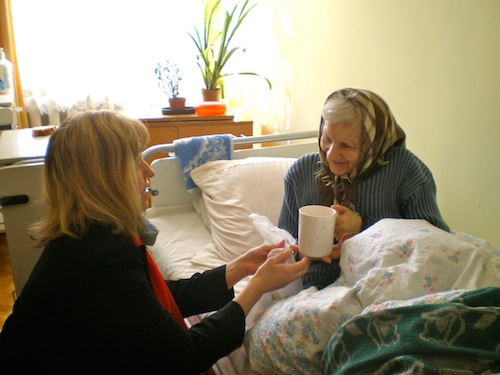 Care in Lithuania