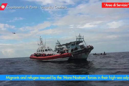 Video: Lampedusa