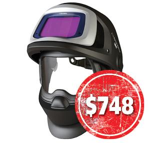 Speedglas Flip-Up Welding Helmet 9100XXi FX