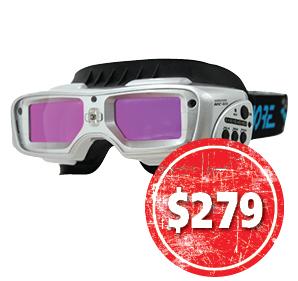 Servore Auto-Darkening Welding Goggles