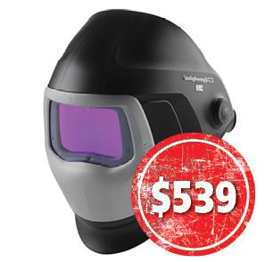 Speedglas Welding Helmet 9100XXi