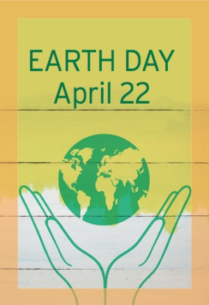 Earth Day is April 22 2016